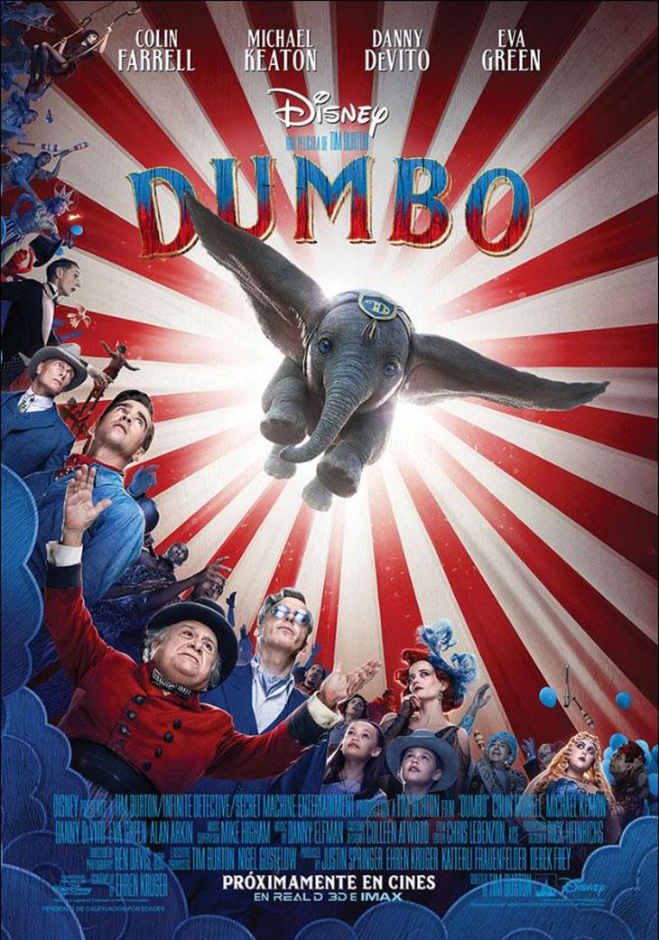 Póster de Dumbo