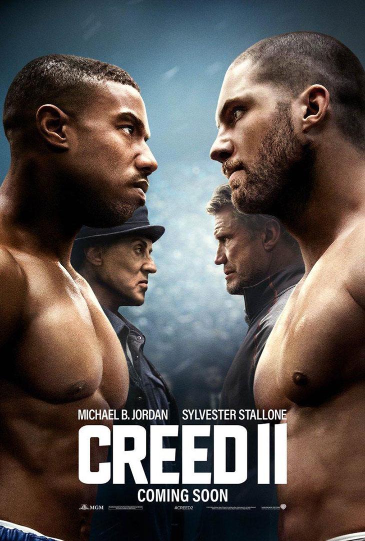 Póster de Creed 2