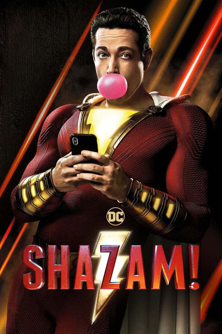 Póster de Shazam!