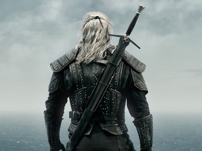 Póster de The Witcher destacada