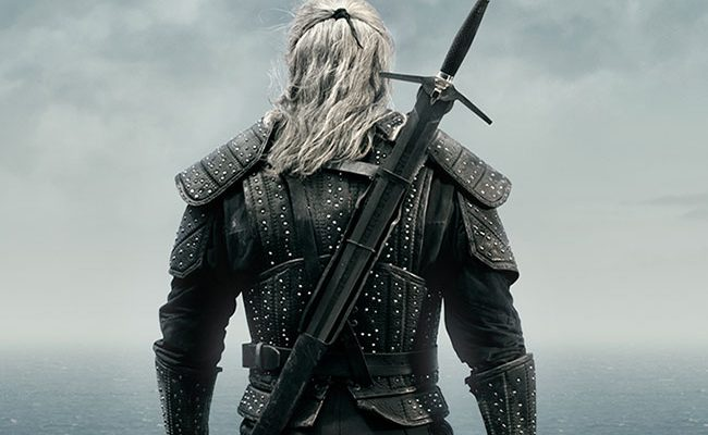 Póster de The Witcher destacada