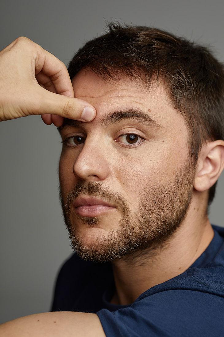 El actor Eudald Font