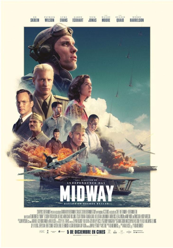 Póster de Midway
