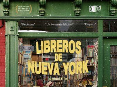 poster de Libreros de Nueva York destacada