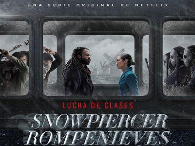 Póster de la serie Snowpierceer destacada