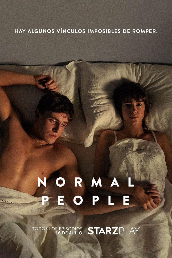 Póster de Normal People