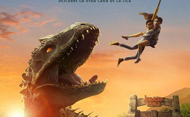 Póster de 'Jurassic World: Campamento cretácico' destacada