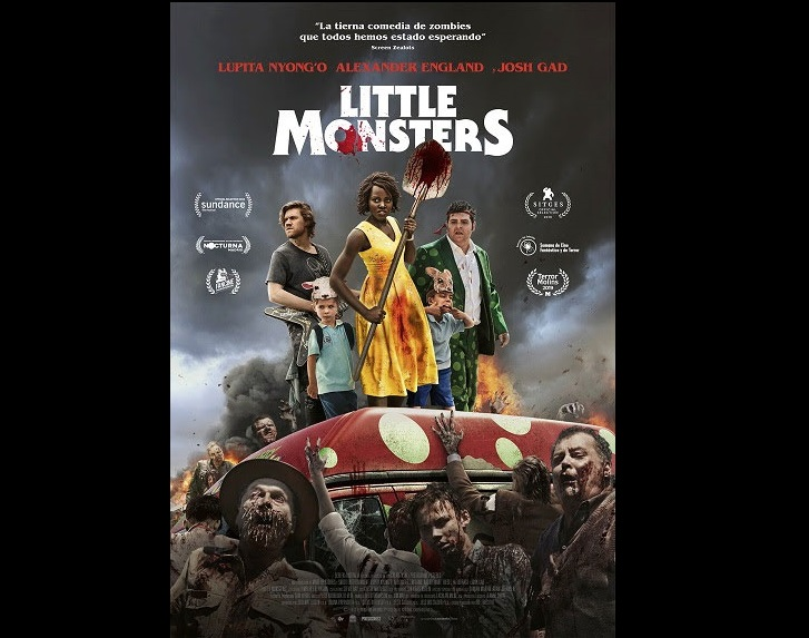 Póster de Little Monsters
